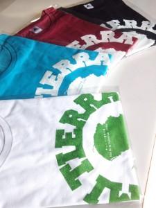 Mi Tierra T-shirts お土産用