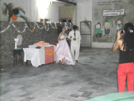 15歳の誕生パーティー