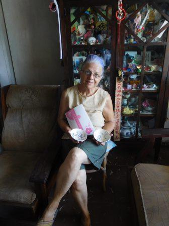 ナンシーへの贈り物の写真